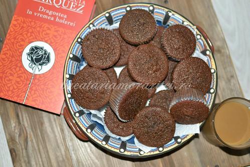 Muffins cu ciocolata si menta 1
