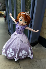 Meeting Sofia the First