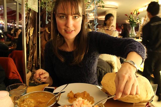 126 - Amrit restaurante indio