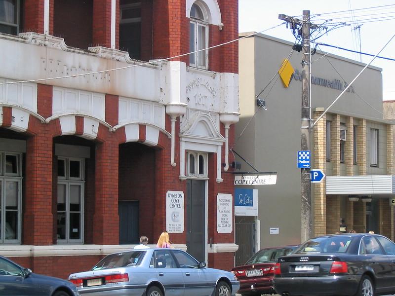Mollison Street, Kyneton (January 2004)