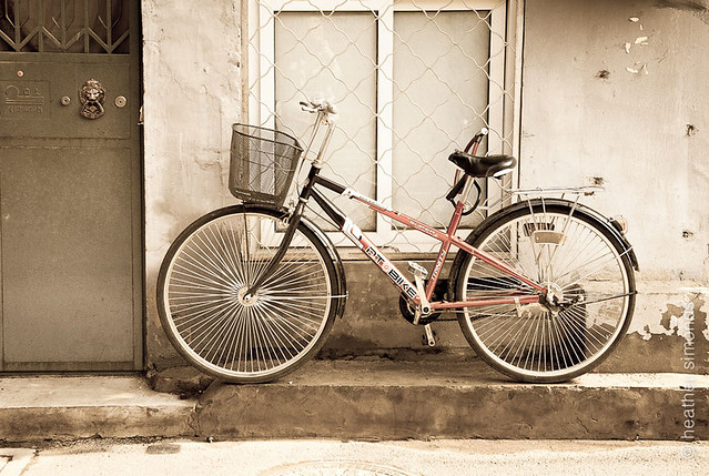 """Beijing Bicycle"" by Heather Simonds via Photoblog Alliance"