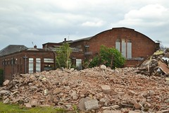St Cuthbert's RC Primary Demolition