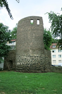 Roman Tower in Cologne