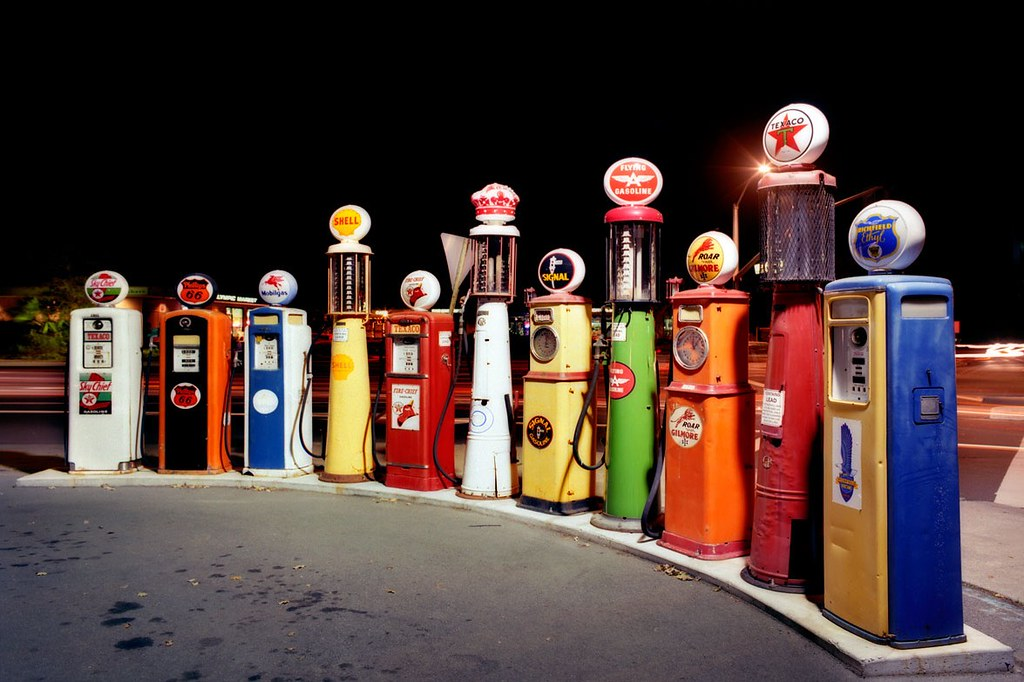 Gas-Pumps