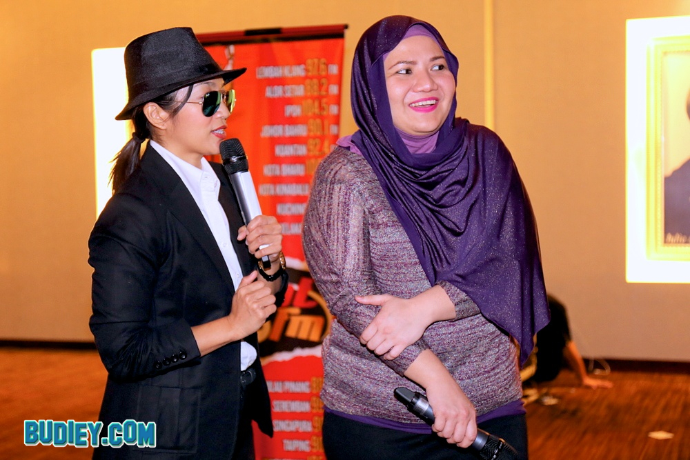 Malam Media Hot FM 2014