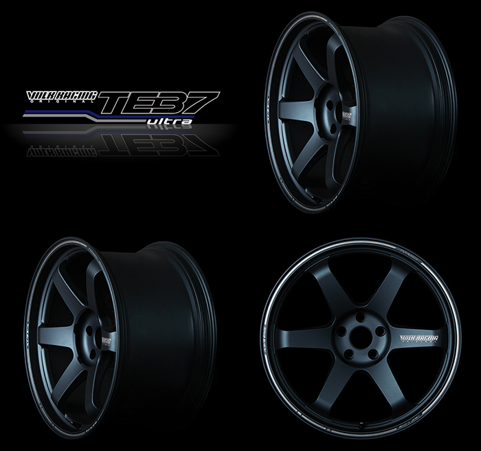 Volk Racing TE37 Ultra's