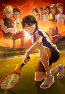 Prince of Tennis MOVIE 2: Eikokushiki Teikyuu Shiro Kessen! - Gekijouban Tennis no Ouji-sama: Eikokushiki Teikyuu Shiro Kessen!