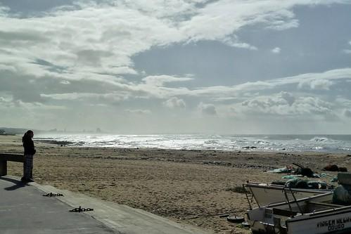 Portugal, Praia da Aguda by @uroraboreal