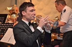 Solist Paul Duffy - Africa-Brasset i Gnosjö