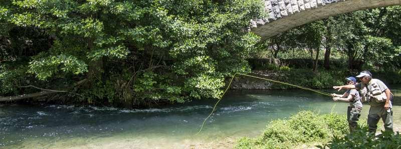 Upper Nera River