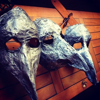 Plague masks