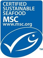 永續水產標章。