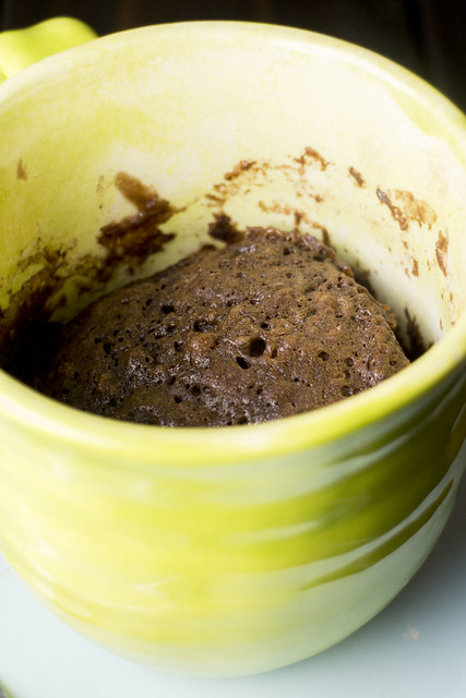 Chocolate Cake In a Mug_2