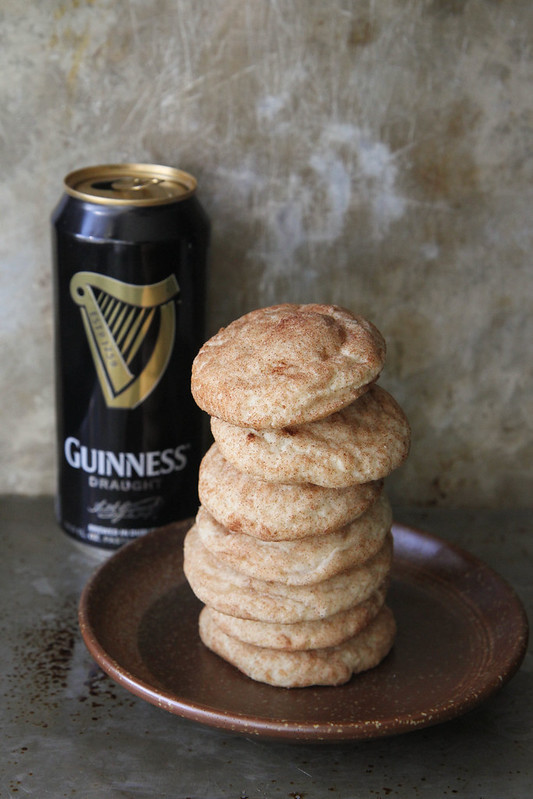 Guinness Snickerdoodles