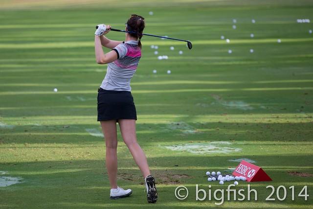 Day Two - HSBC Womens' Championship (pics intensive) 12825957954_36c1fa87b3_z