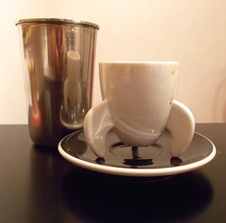Nude Espresso, Soho Square