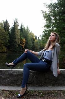Фотогаллерея: Осень в парке