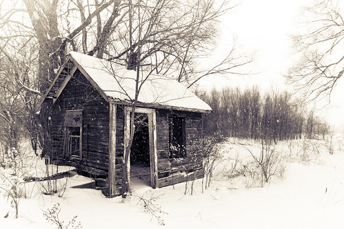 Wisconsin Winter by kenfagerdotcom