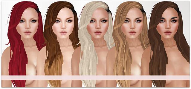 Skin Fair: Clef de Peau CU JEMMA 5 Tones