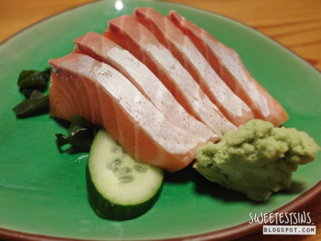 Mitsuba by Yurine Japanese Restaurant sashimi