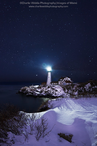 Light in the Dark by Images of Maine | Charlie Widdis Photography