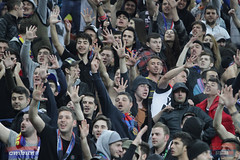 Steaua-Dinamo, Cupa, atmosfera 1