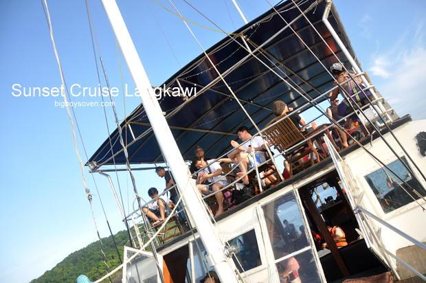 Sunset Cruise Langkawi 9