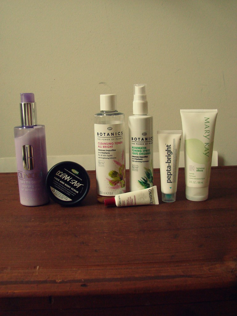 Morning Skincare Routine 2