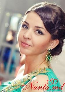 Сoncurs de primăvară! > Oxana Budeanu