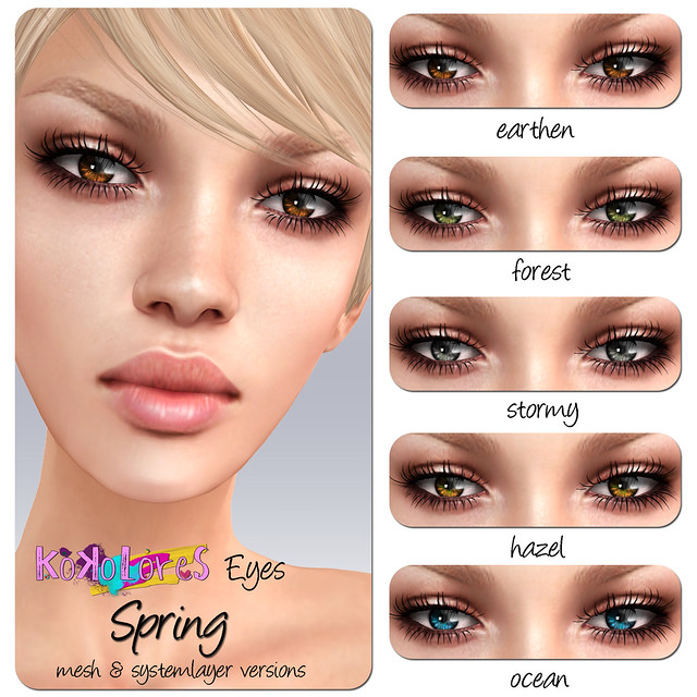 [KoKoLoReS] Eyes - Spring