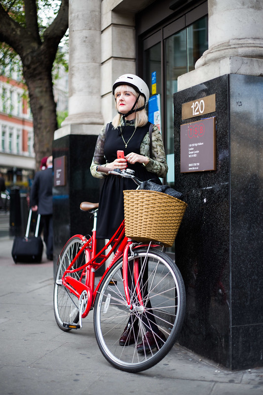 Street Style - Laura, High Holborn