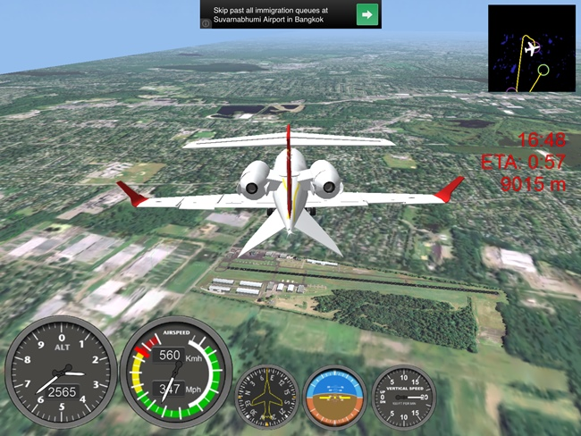 Boeing Flight Simulator 2014