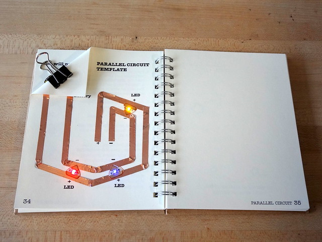 circuit sticker parallel circuit