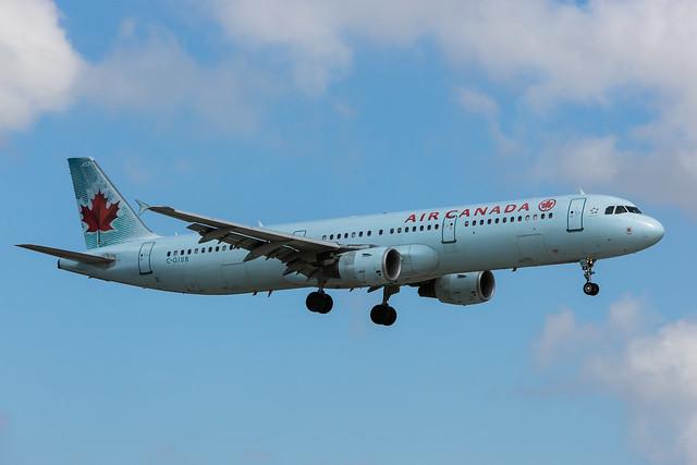 Air Canada Airbus A321