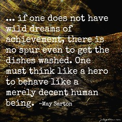 Wild Dreams Quote
