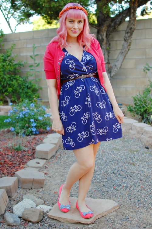 Modcloth Right Here Ride Now Dress