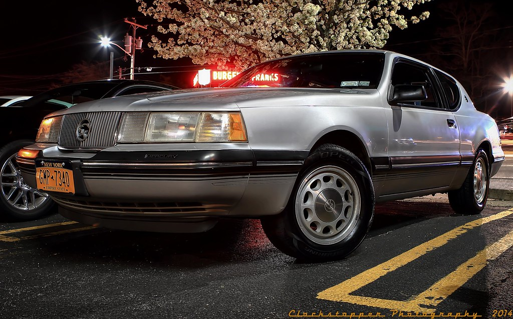 Light Cat 1987 Mercury Cougar