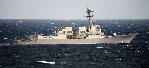 USS Pinckney Visits Pyeongtaek, South Korea