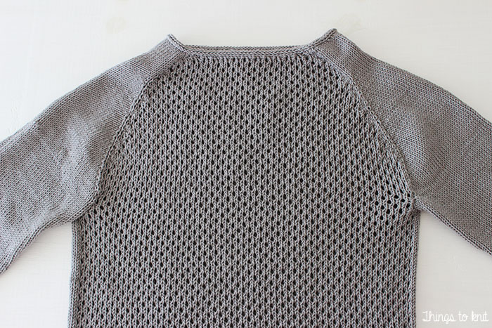 carpino sweater handmade