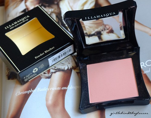 Illamasqua Naked Rose