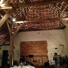 The Zoots perform at Pangdean Barn