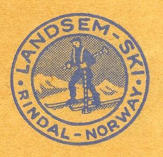 Landsem Skiverksted, Rindal (1957)