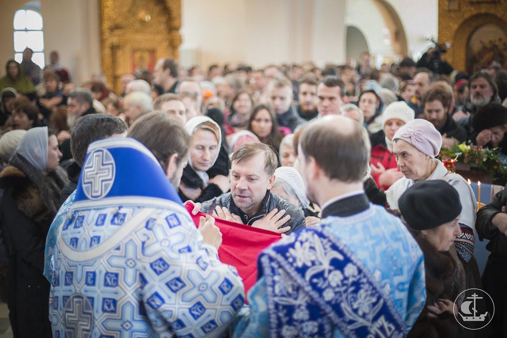 15 февраля 2015, День православной молодежи в Санкт-Петербурге / 15 February 2015, The Day of Orthodox youth in St. Petersburg