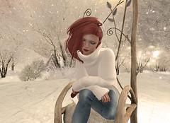 .. let it snow ..