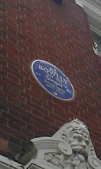 Photo of Al Bowlly blue plaque