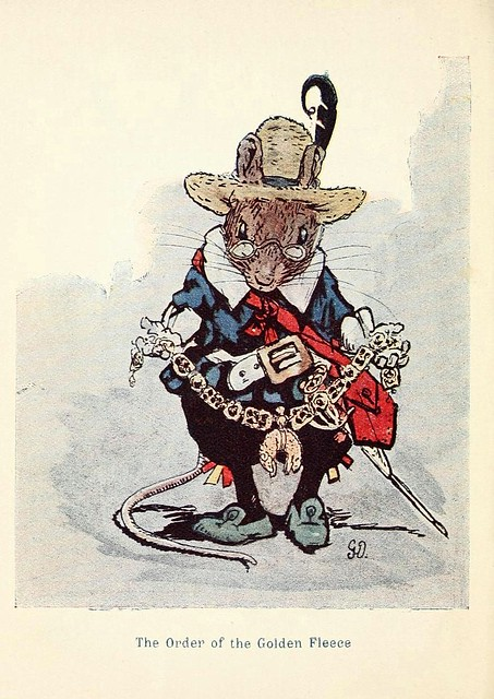 019-Perez the Mouse (1918)-ilustrado por George Howard Vyse