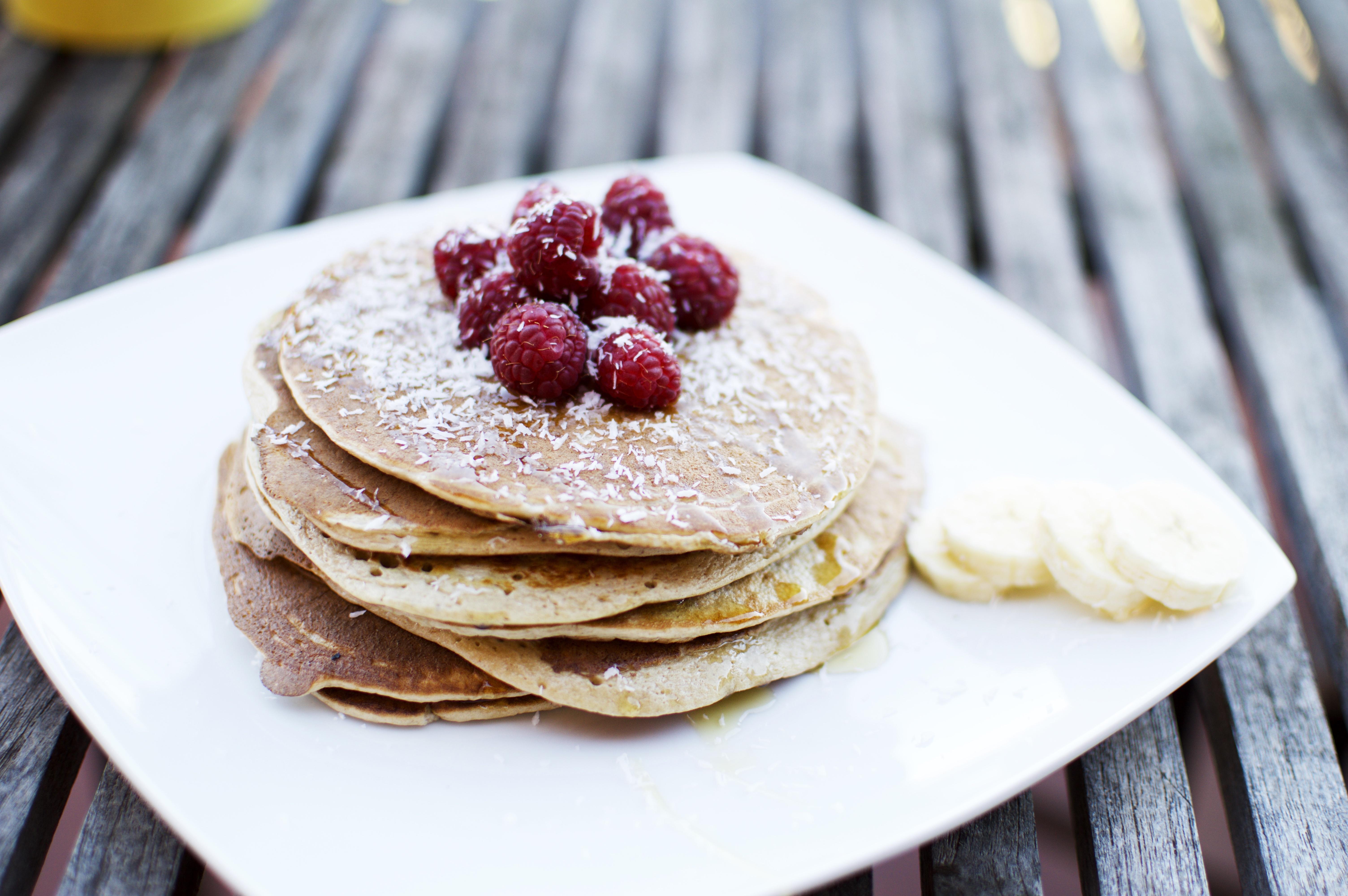 Mi desayuno FITness – My FITness breakfast