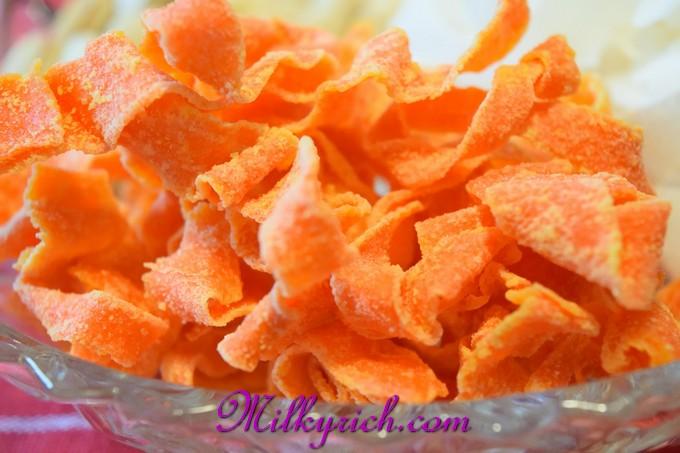 Mứt cà rốt sợi dừa  - 11