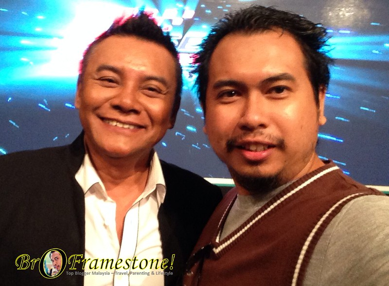 Zainal Abidin Majlis Pelancaran 2015 Formula 1 Petronas Malaysia Grand Prix™