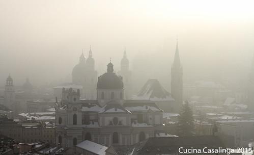 Salzburg Morgenlicht